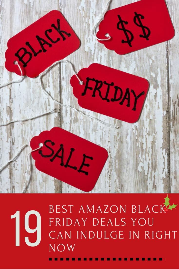19 Amazon Black Friday