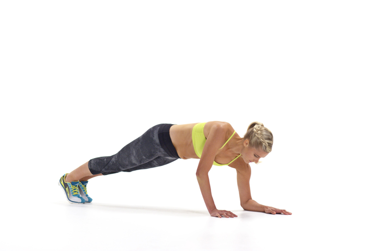 Marching Plank