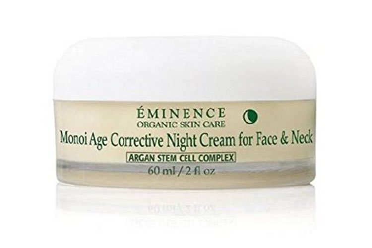 perimenopause night cream face neck