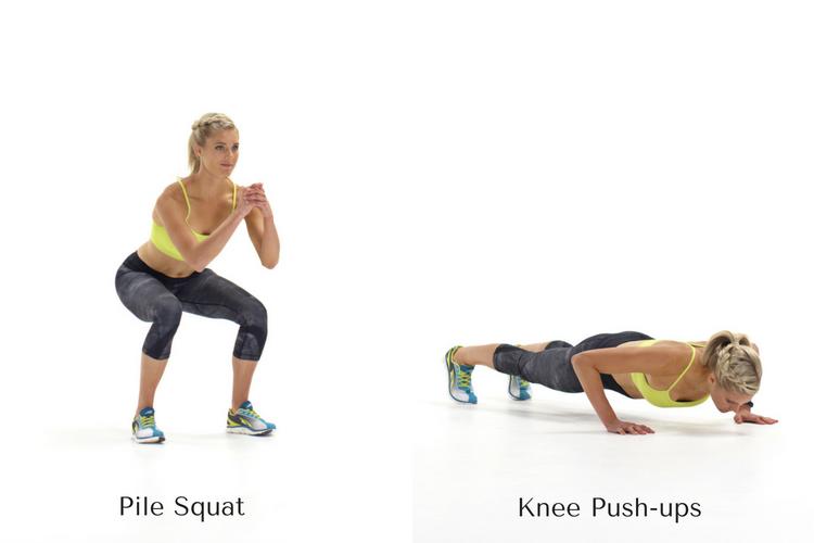 Squat & Push-Ups