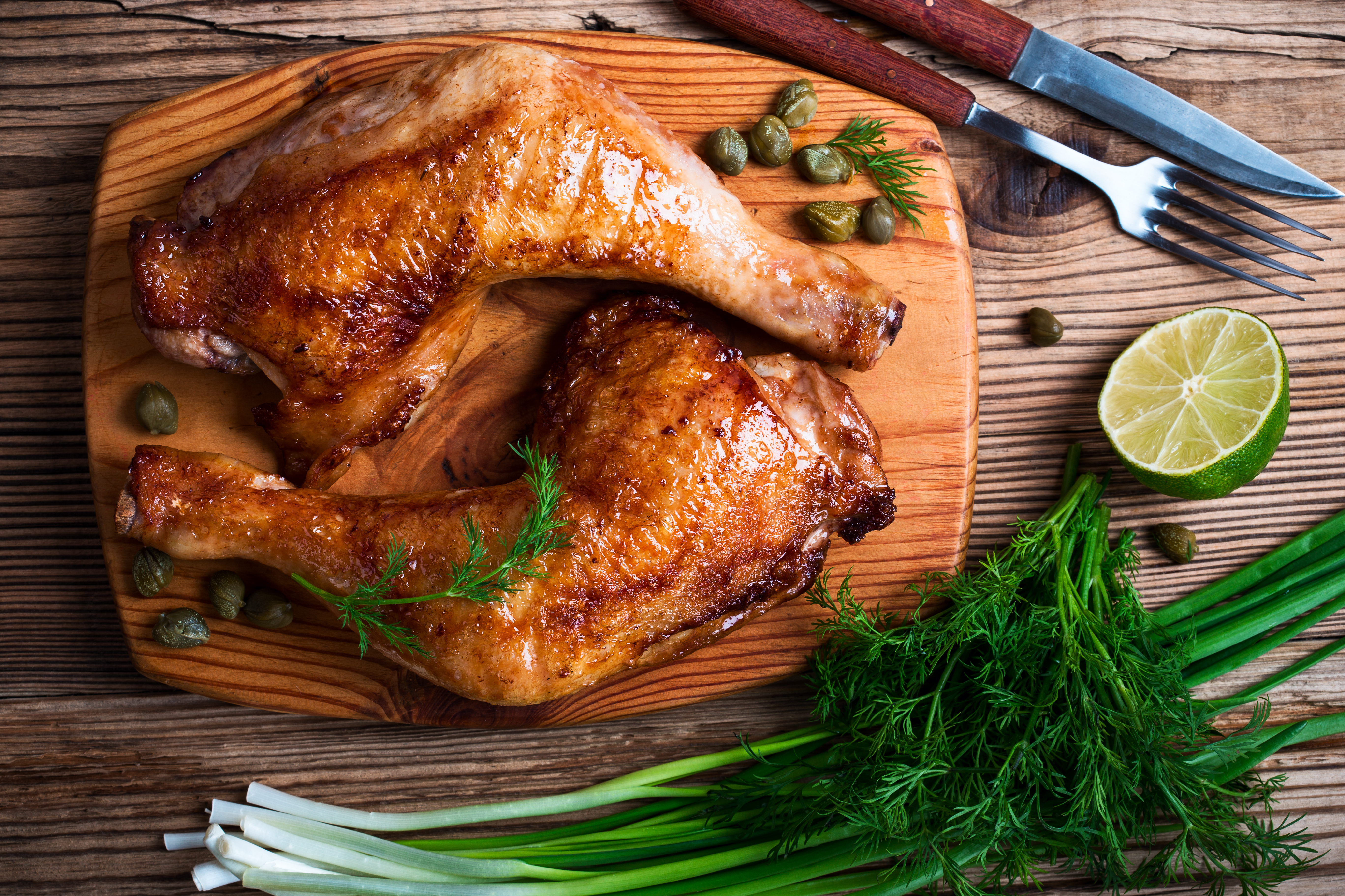 What foods cause nightmares? Chicken