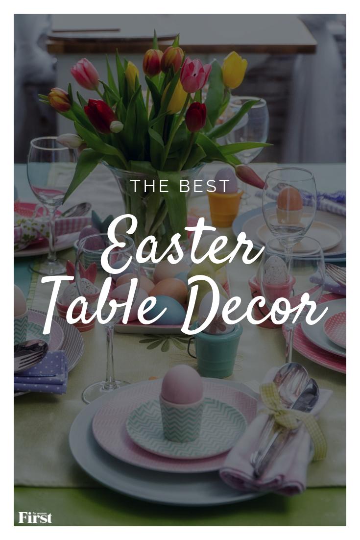 Best Easter Table Decor