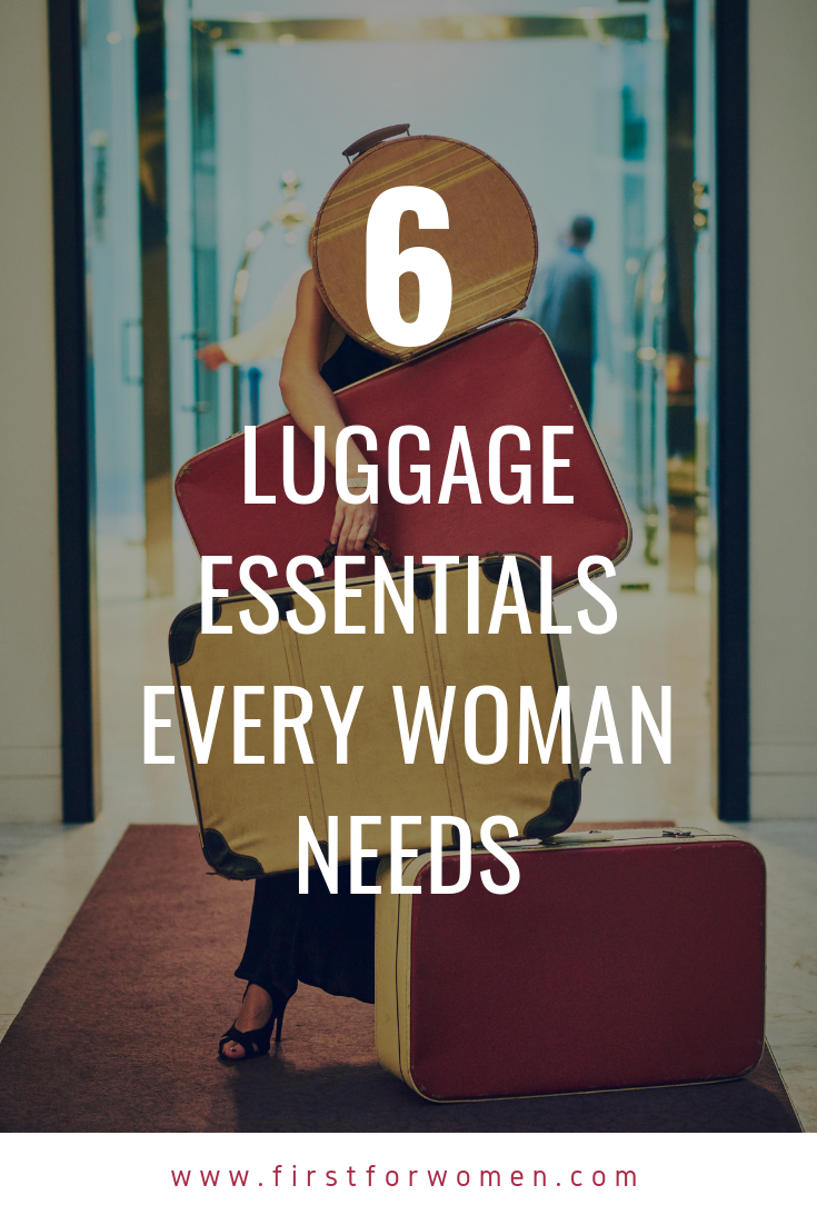 Best Luggage for Women Essentials