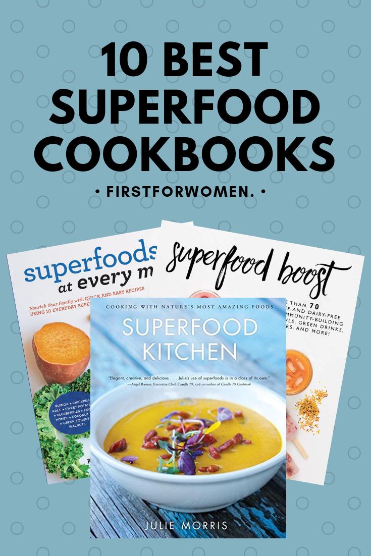Best Superfood Cookbooks