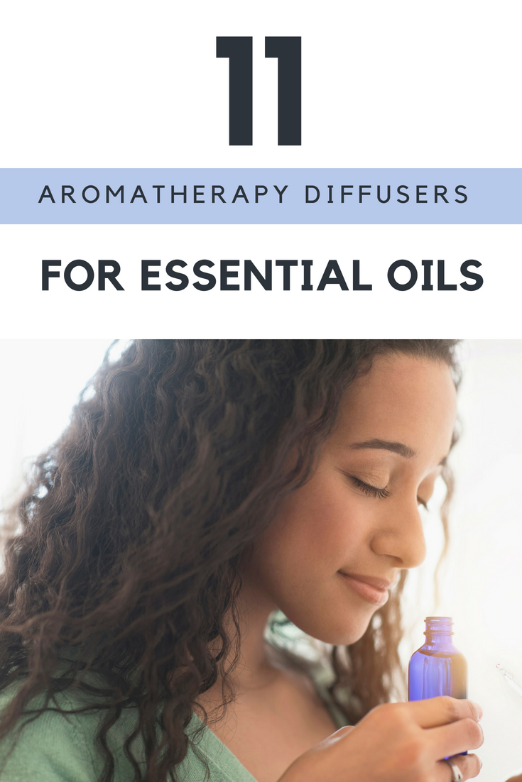 Best Aromatherapy Diffusers Essential Oils