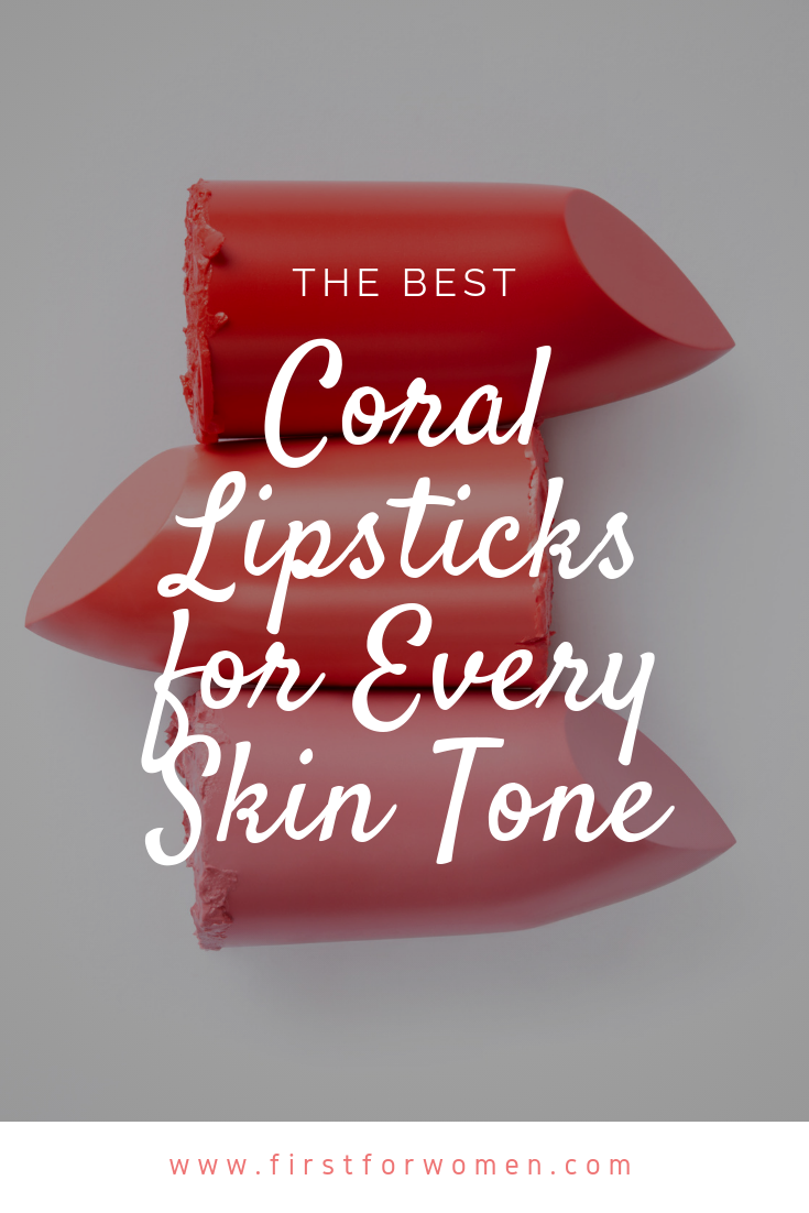 Best Coral Lipsticks for Every Skin Tone