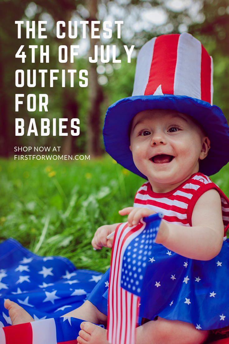 Fourth of July Baby Outfits