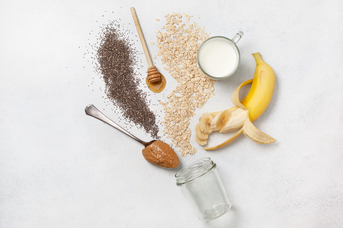 how to make overnight oats at home