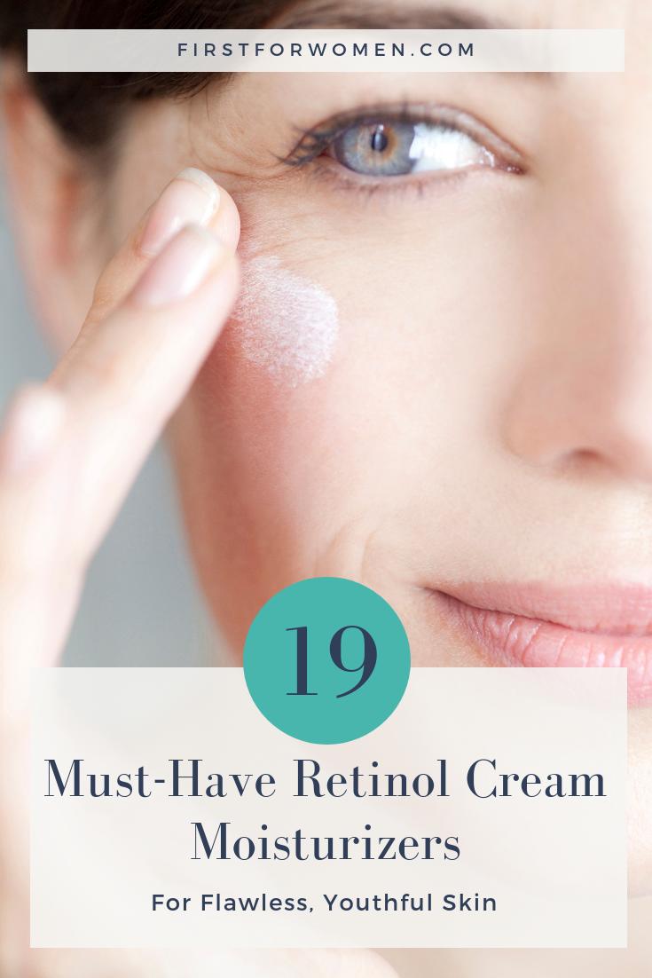 Best Retinol Cream Moisturizers