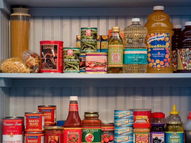 what are non perishable food