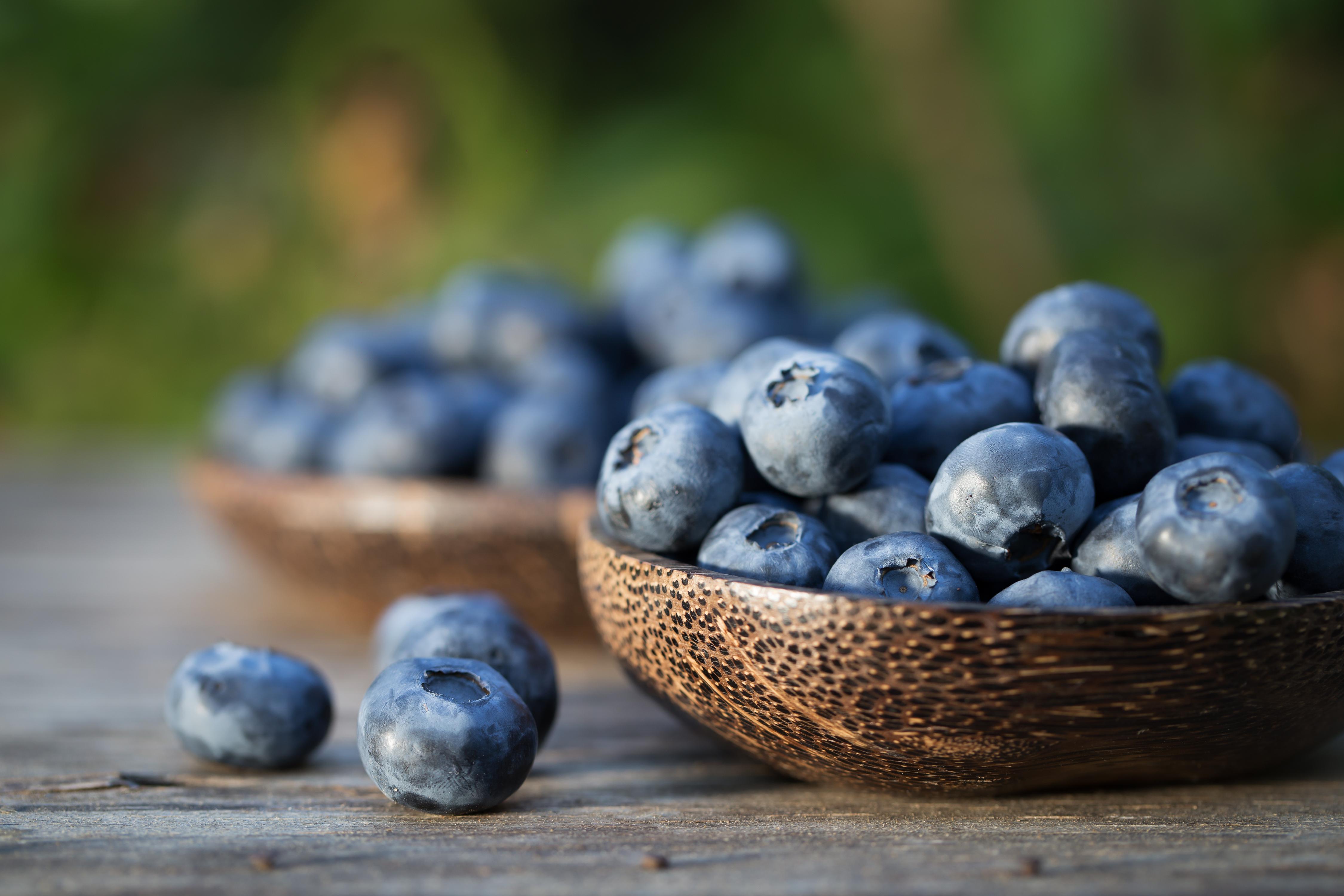 blueberries getty