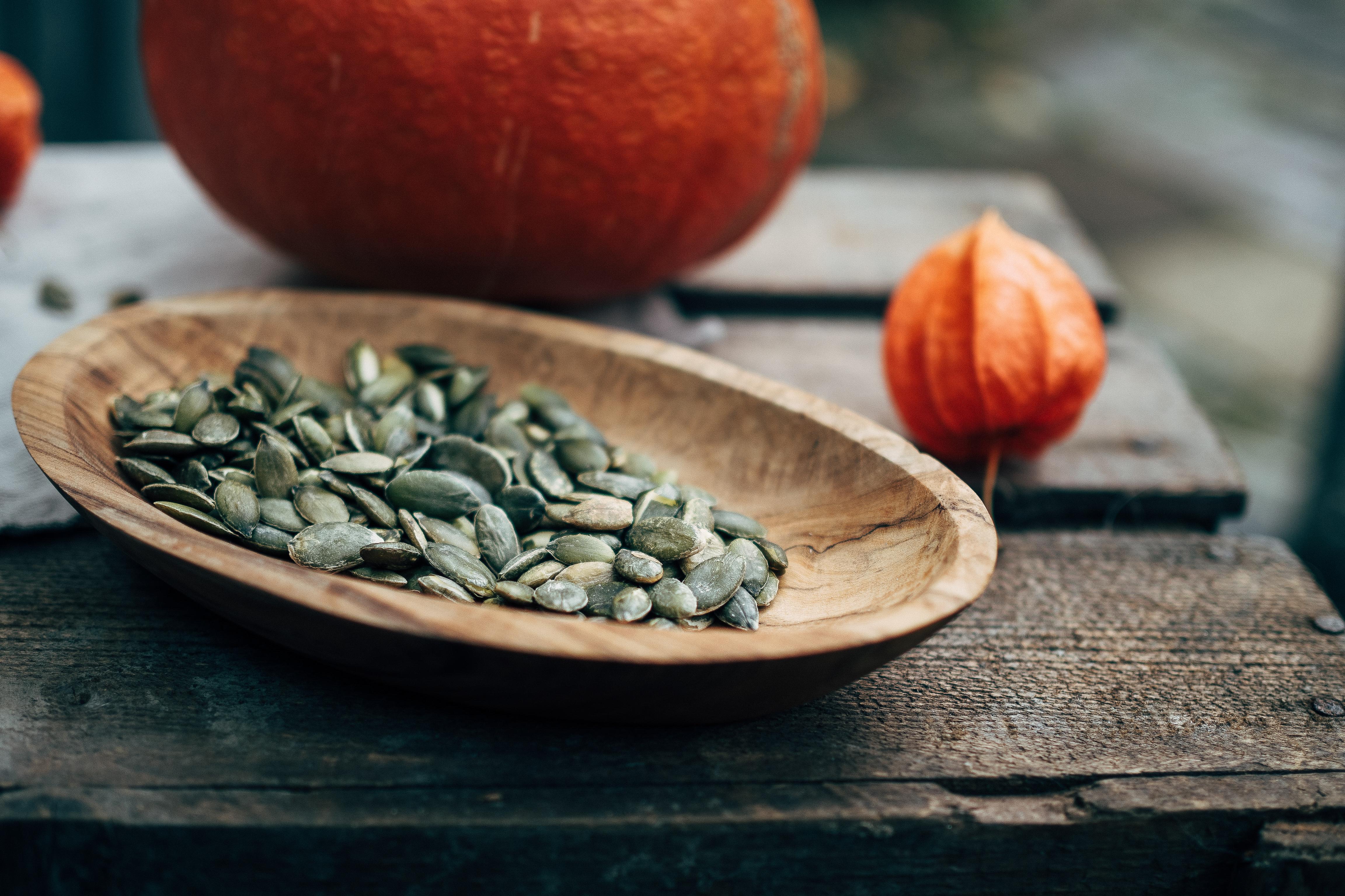 pumpkin seeds getty