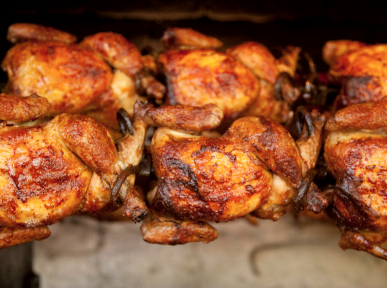 reheat rotisserie chicken without drying