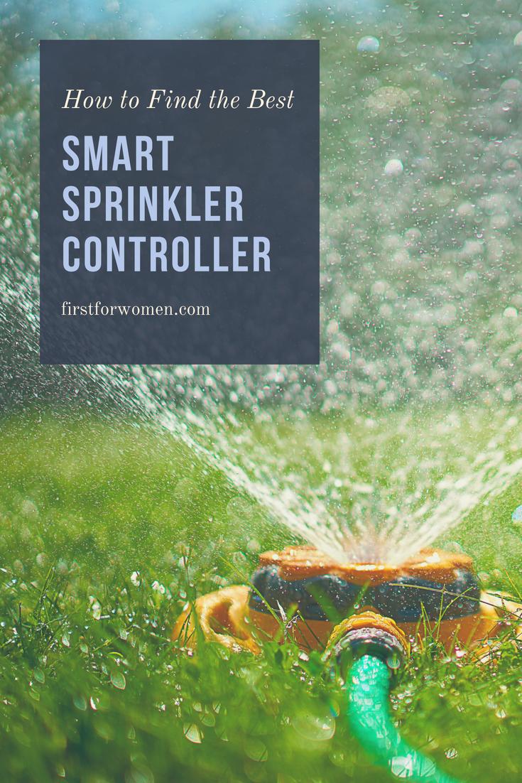 smart sprinkler controllers