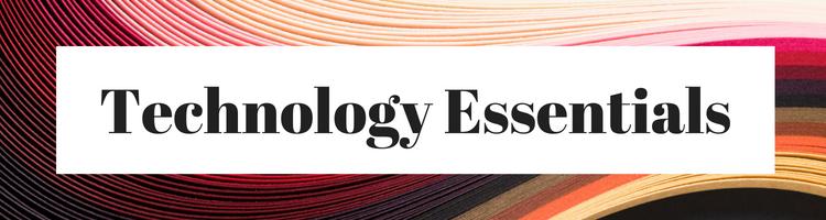 College Packing List Technology Essentials