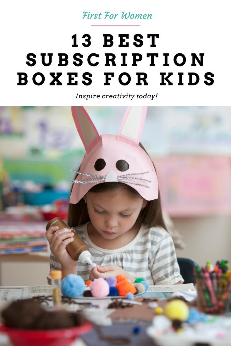 Best Kid Subscription Boxes