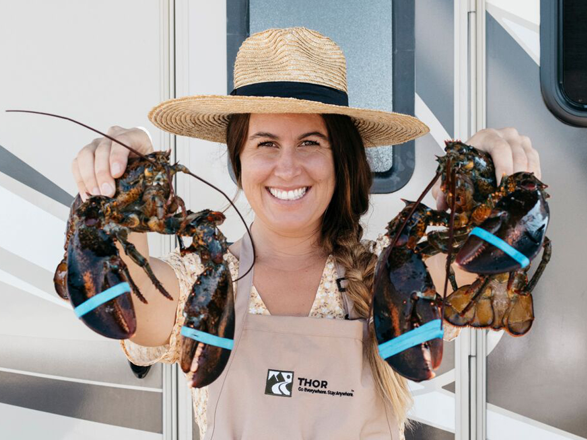 how to cook a lobster live