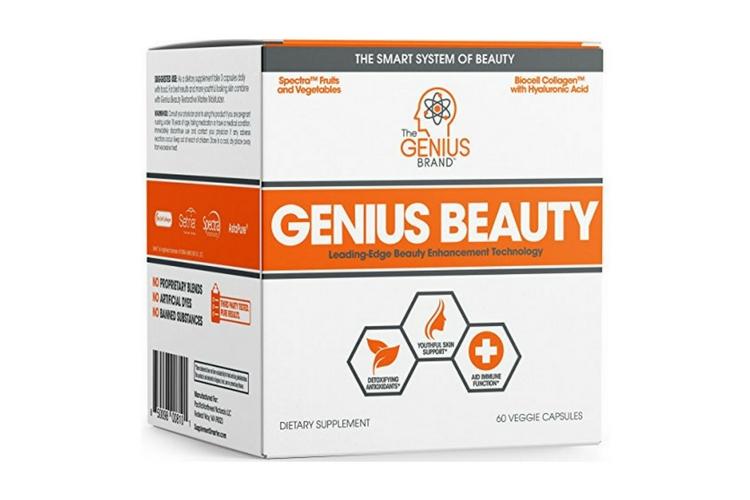 Nail Vitamin Genius Beauty