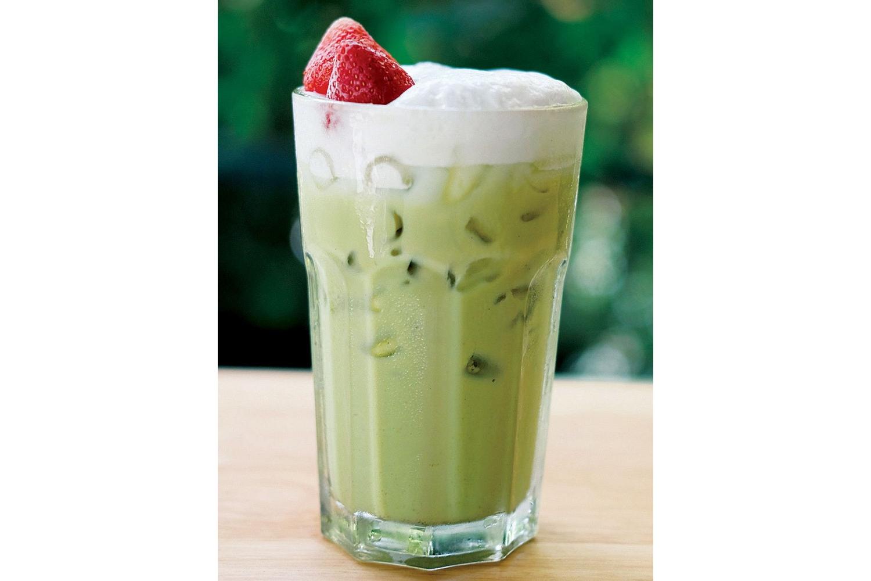 Macha-Green Tea Teaser