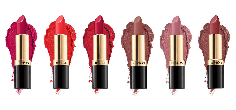 Revlon Marvelous Mrs Maisel Lipstick Collection