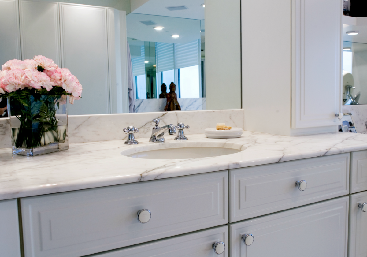 what to clean granite countertops with