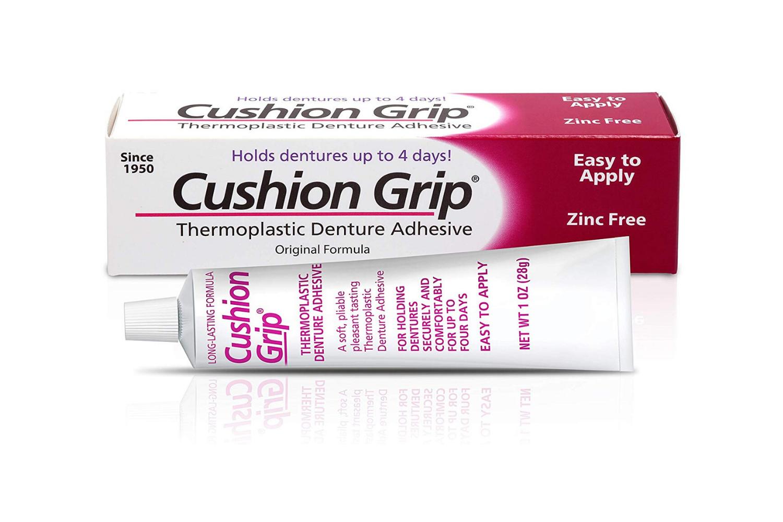 Cushion Grip Dental Polymer